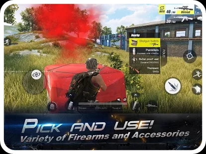 Rules of Survival Gameplay